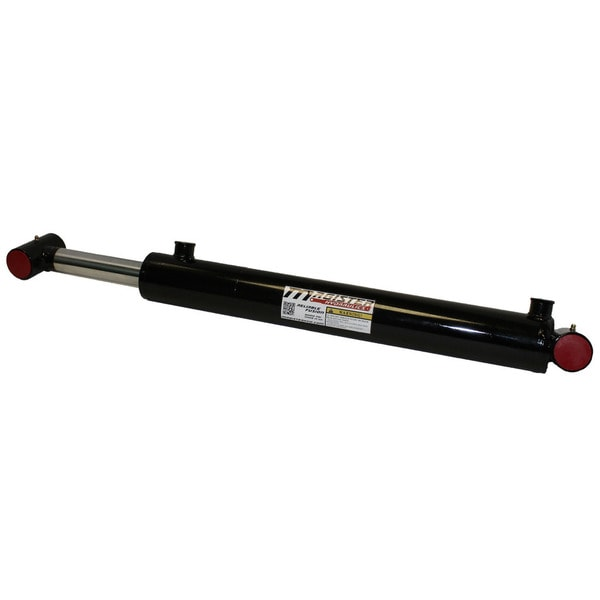 Welded Loader Double Acting Hydraulic Cylinder 1.75-inch Bore 14-inch Stroke