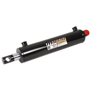 Welded Double Acting Hydraulic Cylinder Pin Eye 2-inch Bore 30-inch Stroke