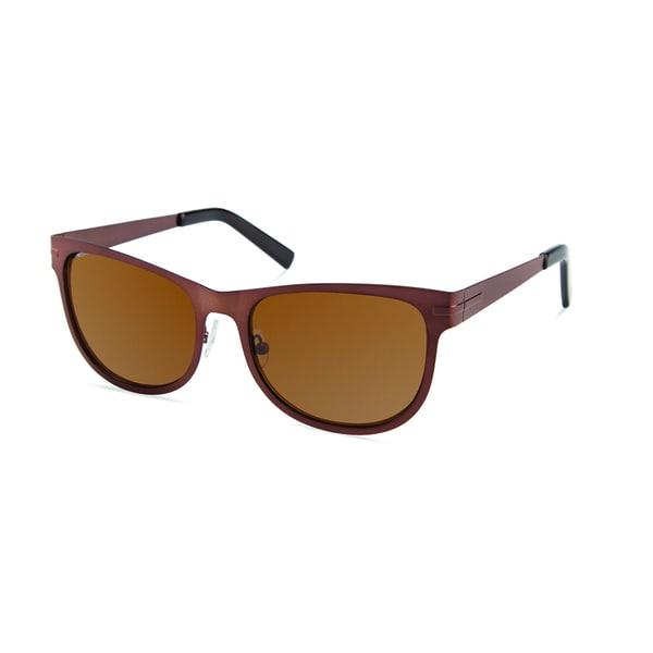 Cynthia Rowley Eyewear CR6021S No. 80 Brown Square Metal Sunglasses