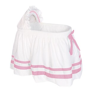 Baby Doll Lillian Bassinet Set