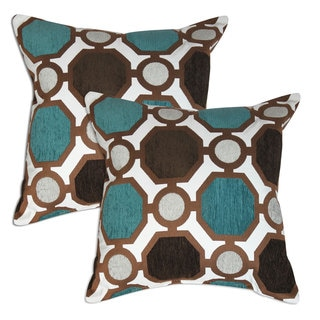 Big Tree Furniture Maritime Helios 22-inch Pillow (Set of 2)