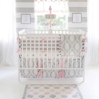 My Baby Sam Olivia Rose Crib Bumper