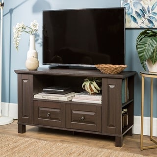 Middlebrook Designs 44-inch Espresso TV Storage Console