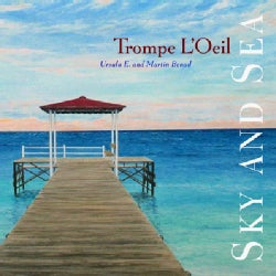 Trompe L'oeil Sky And Sea (Paperback)