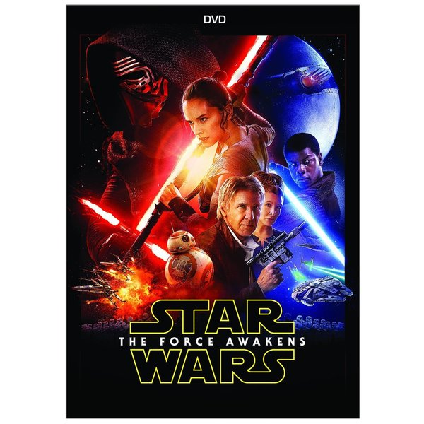 Star Wars: The Force Awakens (DVD) 17313285