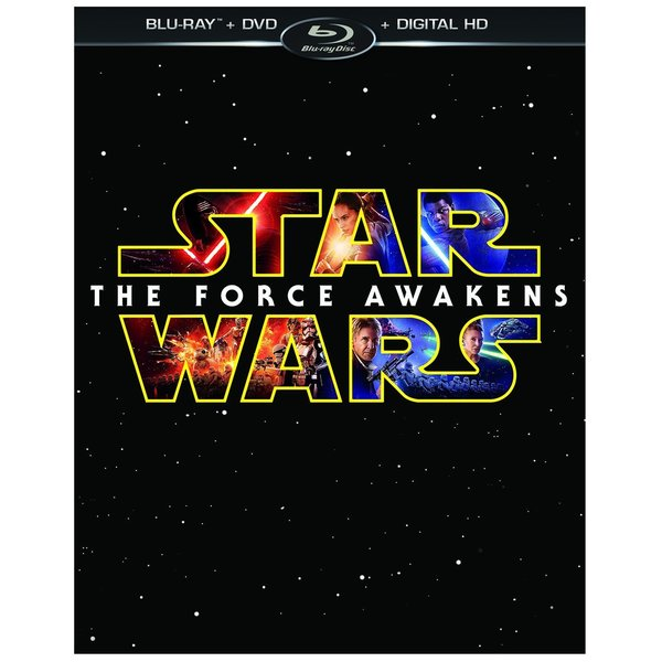 Star Wars: The Force Awakens (Blu-ray/DVD) 17313286