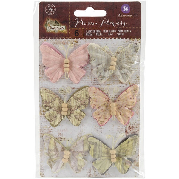 Debutante Butterflies Ramona
