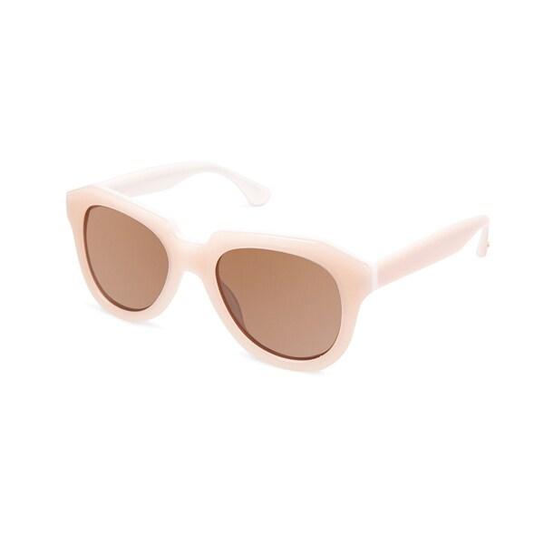 Cynthia Rowley Eyewear CR5028S No. 81 Blush Fashion Plastic Sunglasses