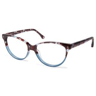 Cynthia Rowley Eyewear CR5002 No. 51 Cat-Eye Plastic Eyeglasses
