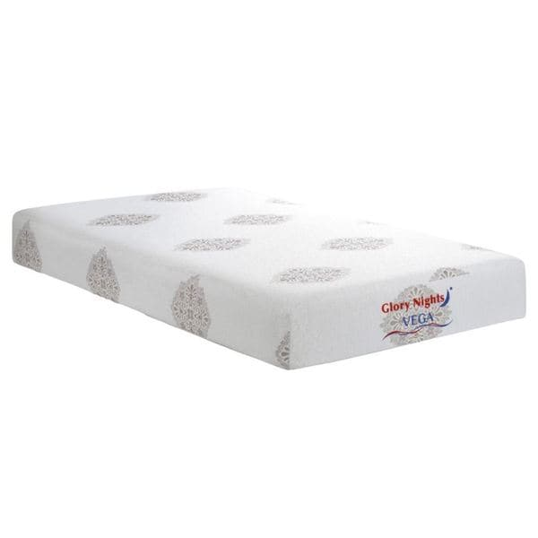 Vega 8-inch Twin-size Memory Foam Mattress 17318005