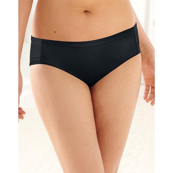 Bali Women's Active Cool Comfort Hipster Underwear 17318070