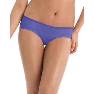 Hanes Women's Cotton Hipster 10-Pack
