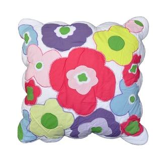 Kamila Flower Cotton Sham