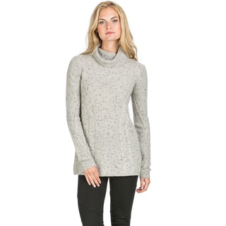 Ply Cashmere Women's Cowl Neck Cashmere Sweater
