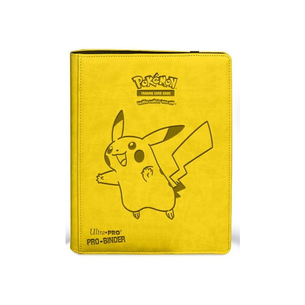 Ultra Pro Pokemon Pikachu Premium Pro Binder