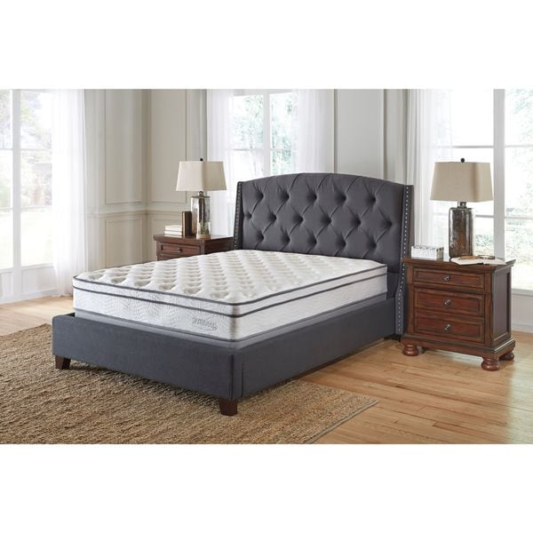 Sierra Sleep by Ashley Longs Peak Limited Edition Plush Full-size Mattress