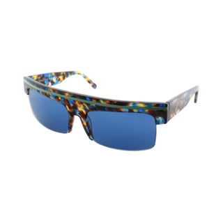Cynthia Rowley Eyewear CR 5025 S 25 No. 40 LTD Rectangle Plastic Sunglasses