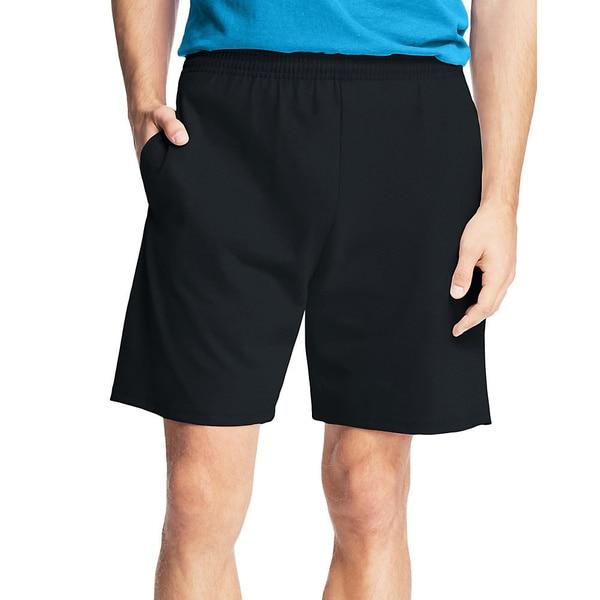 Hanes Men's Jersey Shorts