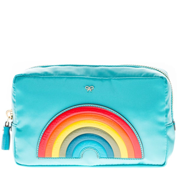 Anya Hindmarch Rainbow Make-Up Pouch