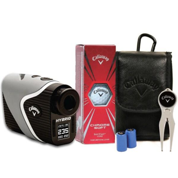 Callaway Hybrid Laser-GPS Rangefinder Power Pack