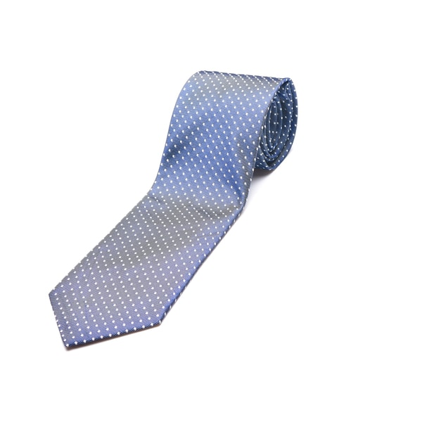 Versace Men's Silk Dot Tie