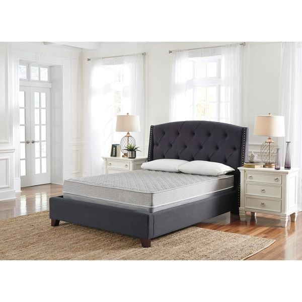Sierra Sleep by Ashley Longs Peak Limited Firm Queen-size Mattress