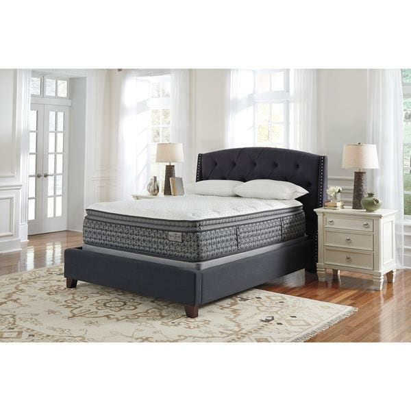 Sierra Sleep by Ashley Mount Rogers Limited Pillow Top King-size Mattress