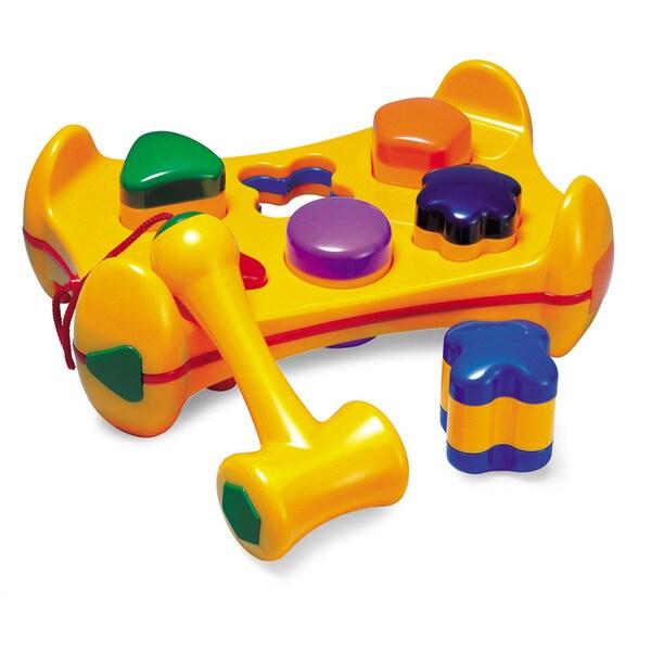 Tolo Shape Sorter Play Bench