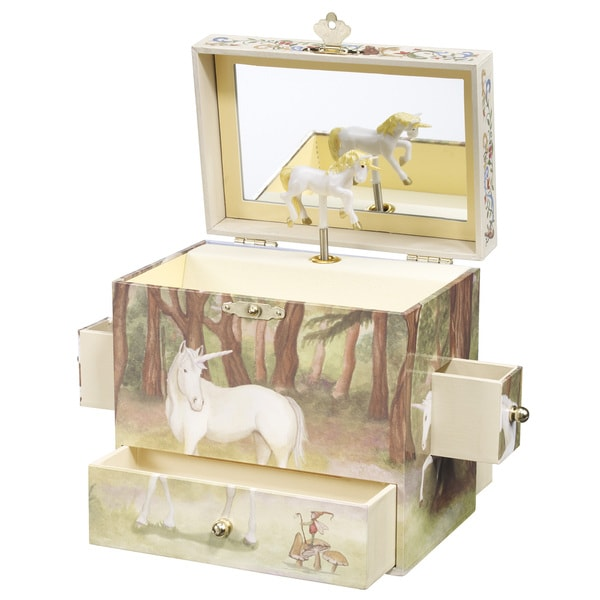 Enchantmints Unicorn Music and Treasure Box