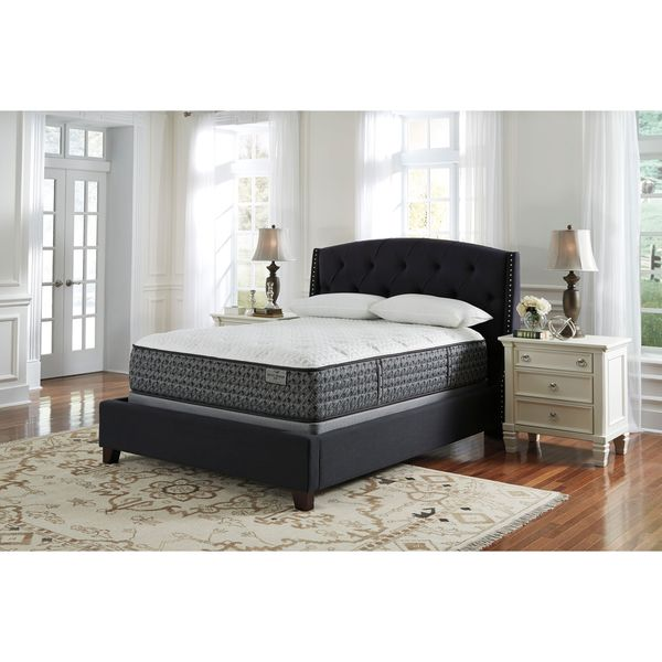 Sierra Sleep by Ashley Mount Rogers Limited Plush King-size Mattress
