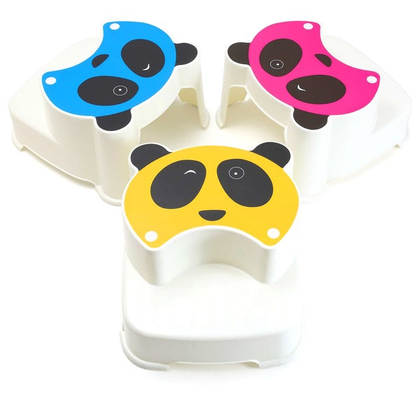 Totlings General Panda Baby Step Stool