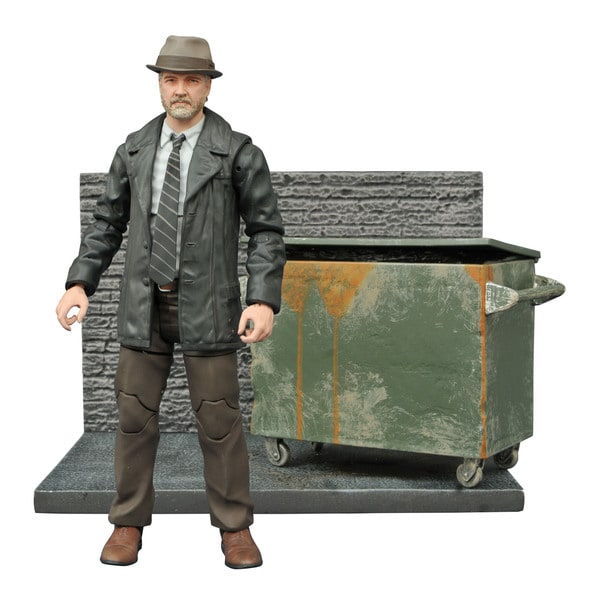 Diamond Select Toys Gotham Select Bullock Action Figure 17320224