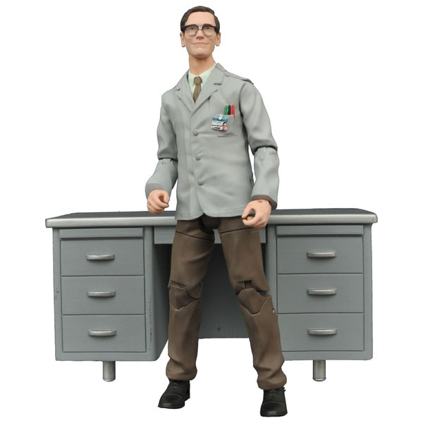 Diamond Select Toys Gotham Select Edward Nygma Action Figure