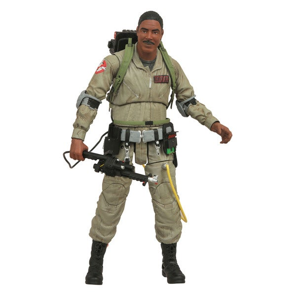 Diamond Select Toys Ghostbusters Select Winston Action Figure 17320250