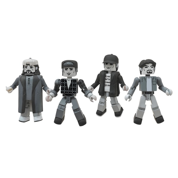 Diamond Select Toys Clerks Minimates 20th Anniversary BandW Box Set 17320256