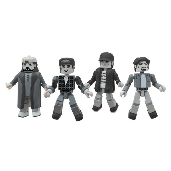 Diamond Select Toys Clerks Minimates 20th Anniversary BandW Box Set