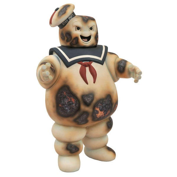 Diamond Select Toys Ghostbusters Burnt Stay Puft Bank 17320260