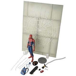 Diamond Select Toys Amazing Spider-Man 2 Spider-Man Maf-Ex Action Figure Dx Set