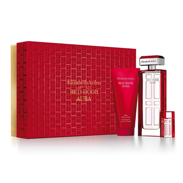Elizabeth Arden Red Door Aura Women's 3-piece Fragrance Gift Set