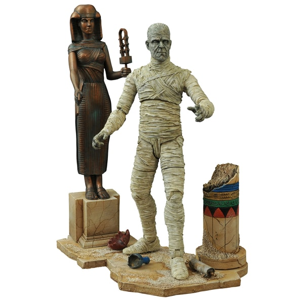 Diamond Select Toys Universal Select Mummy Action Figure