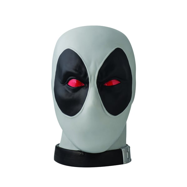 Diamond Select Toys Marvel Heroes Grey X-Force Deadpool Head Bank