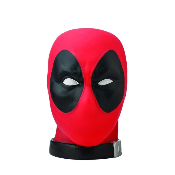 Diamond Select Toys Marvel Heroes Deadpool Head Bank