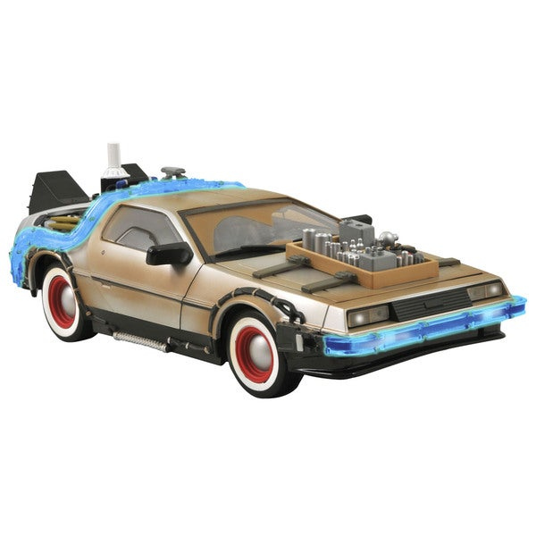 Diamond Select Toys Back To The Future III Time Machine 17320274