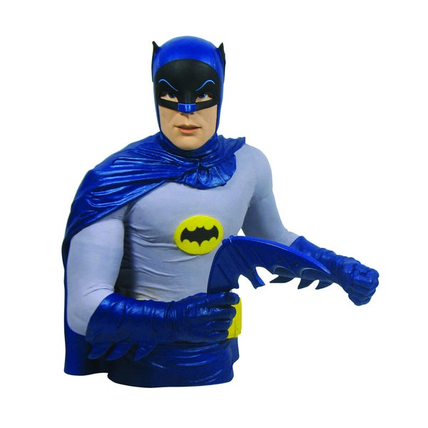 Diamond Select Toys Batman 1966 Bust Bank
