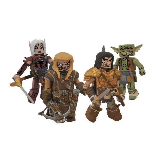Diamond Select Toys Pathfinder Minimates Box Set
