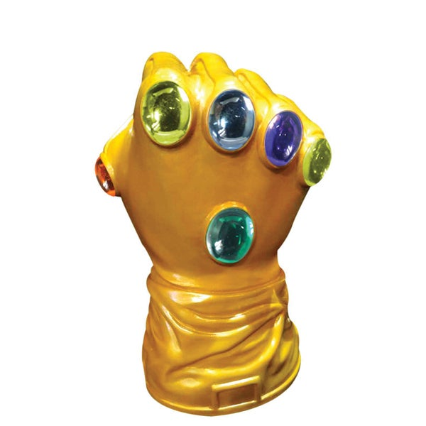 Diamond Select Toys Marvel Infinity Gauntlet Bank