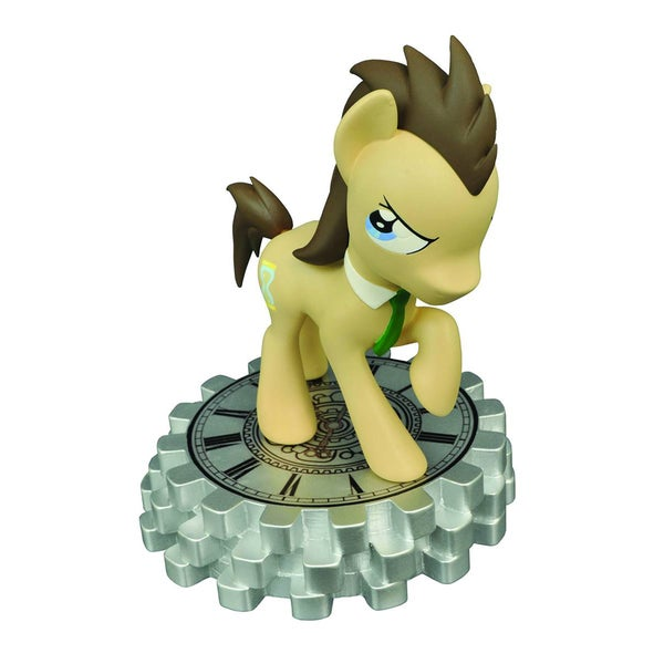 Diamond Select Toys My Little Pony Dr. Whooves Vinyl Bank