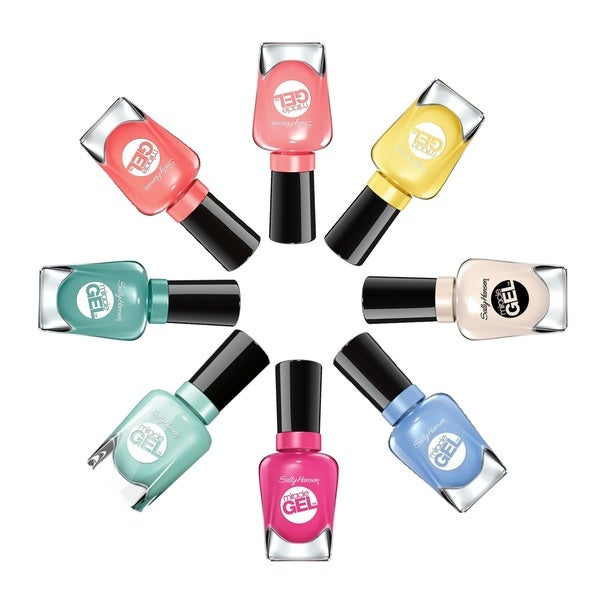 Sally Hansen Miracle Gel Nail Polish 8-piece Set