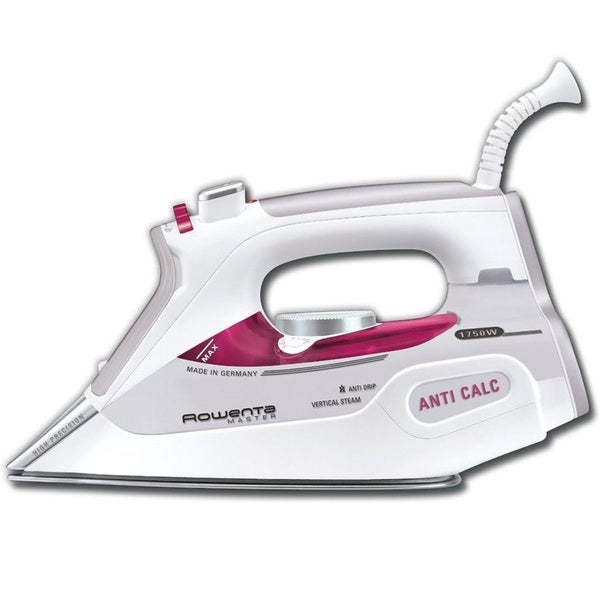 Rowenta DW9150 Master 1750-Watt Steam Iron With Stainless Steel Soleplate (Refurbished)