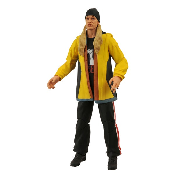 Diamond Select Toys Jay and Silent Bob Strike Back Select Jay Action Figure